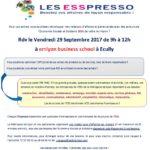 ESSPRESSO 29 09 2017 EM LYON - Actualités Partenaires APADLO