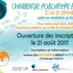 EVENEMENTS ACTUALITE CHALLENGE PODOMETRE APADLO