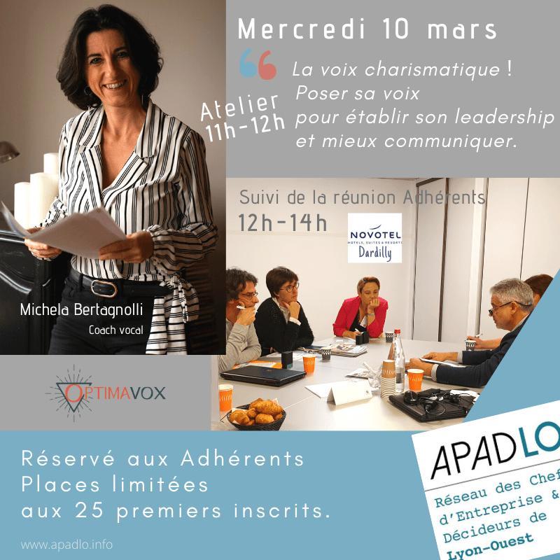 Atelier Conférence by APADLO