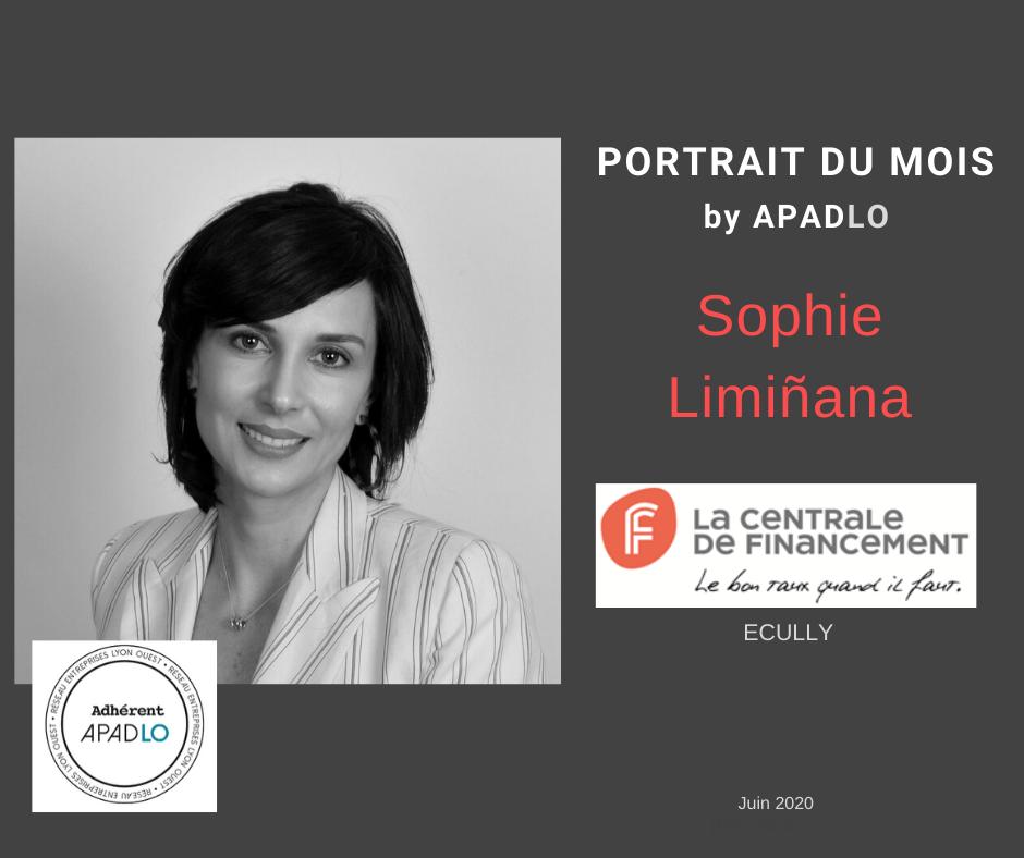 Sophie LIMINANA_LA CENTRALE DE FINANCEMENT ECULLY_Portrait du Mois by Apadlo Juin 2020