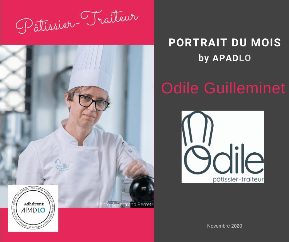 Odile Guilleminet_Portrait du Mois by Apadlo Novembre 2020